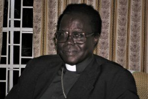 Bishop Vincent Mojwok Nyiker of the Diocese of Malakal, South Sudan, has died