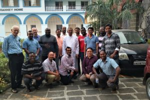 Pune, India: Mill Hill Formators meet