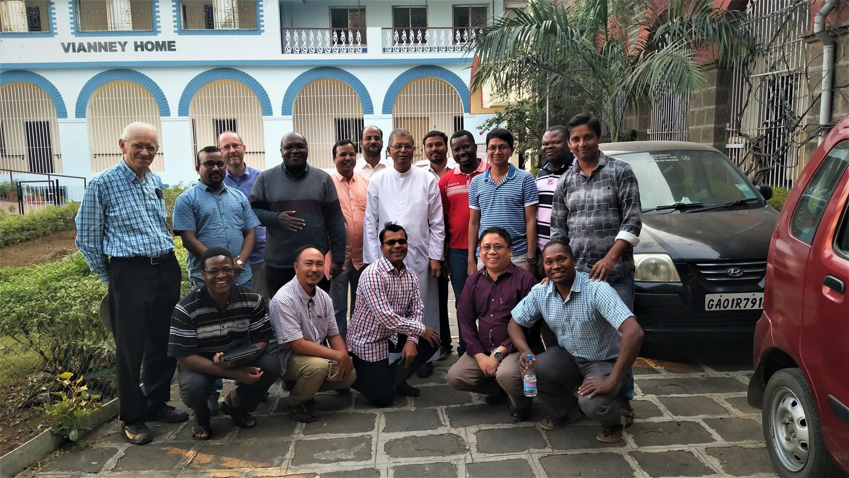 Pune, India: Mill Hill Formators meet