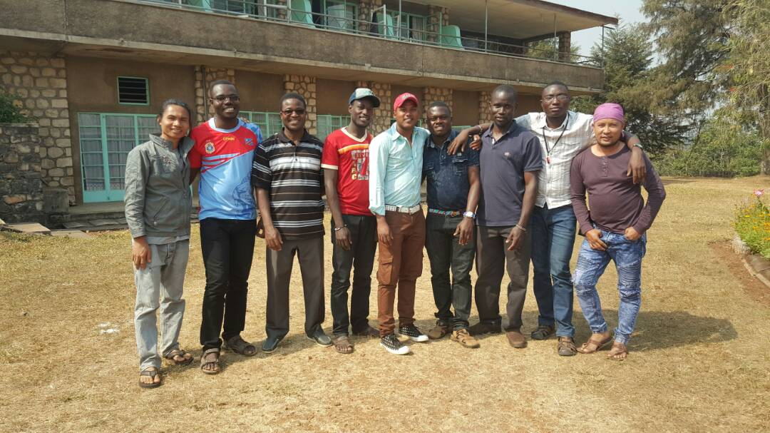 Mbengwi, Cameroon: Mill Hill Students on Mission Experience (MEP) Meet