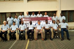 Pune, India: Global Fomators Meeting