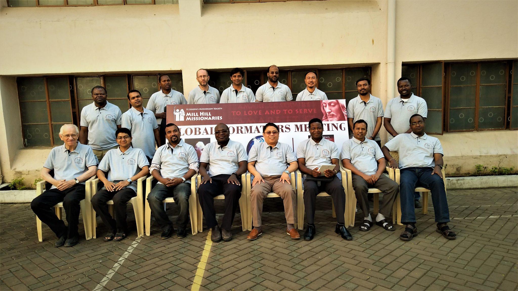 Pune, India: Global Fomators Meeting