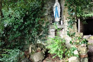 Herbert House, Freshfield: Lourdes Grotto Revival