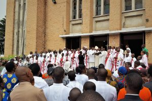 Kinshasa, DR Congo: Cardinal Laurent Monsengwo Gets Coadjutor