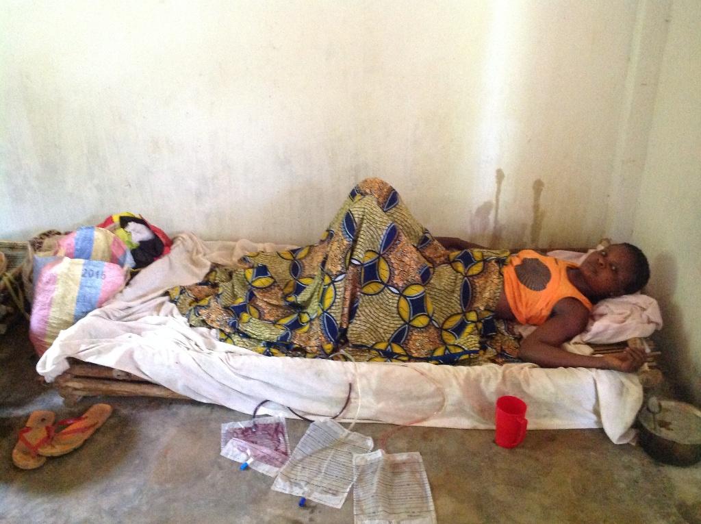 Ireland, Misean Cara: Responding to the Ebola Crisis in Liberia