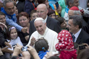 Austin Ivereigh: Pope Francis on Missionary Conversion