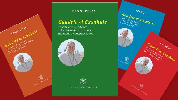 Pope Francis: On the Call to Holiness
