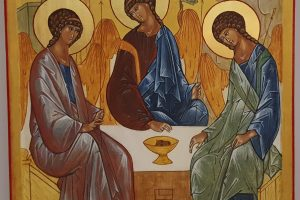 Trinity Sunday: A Reflection by Fr James Hanvey SJ