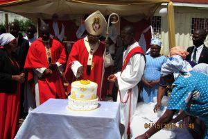 Shauri Moyo, Nairobi, Kenya: Celebrating St Joseph's Day
