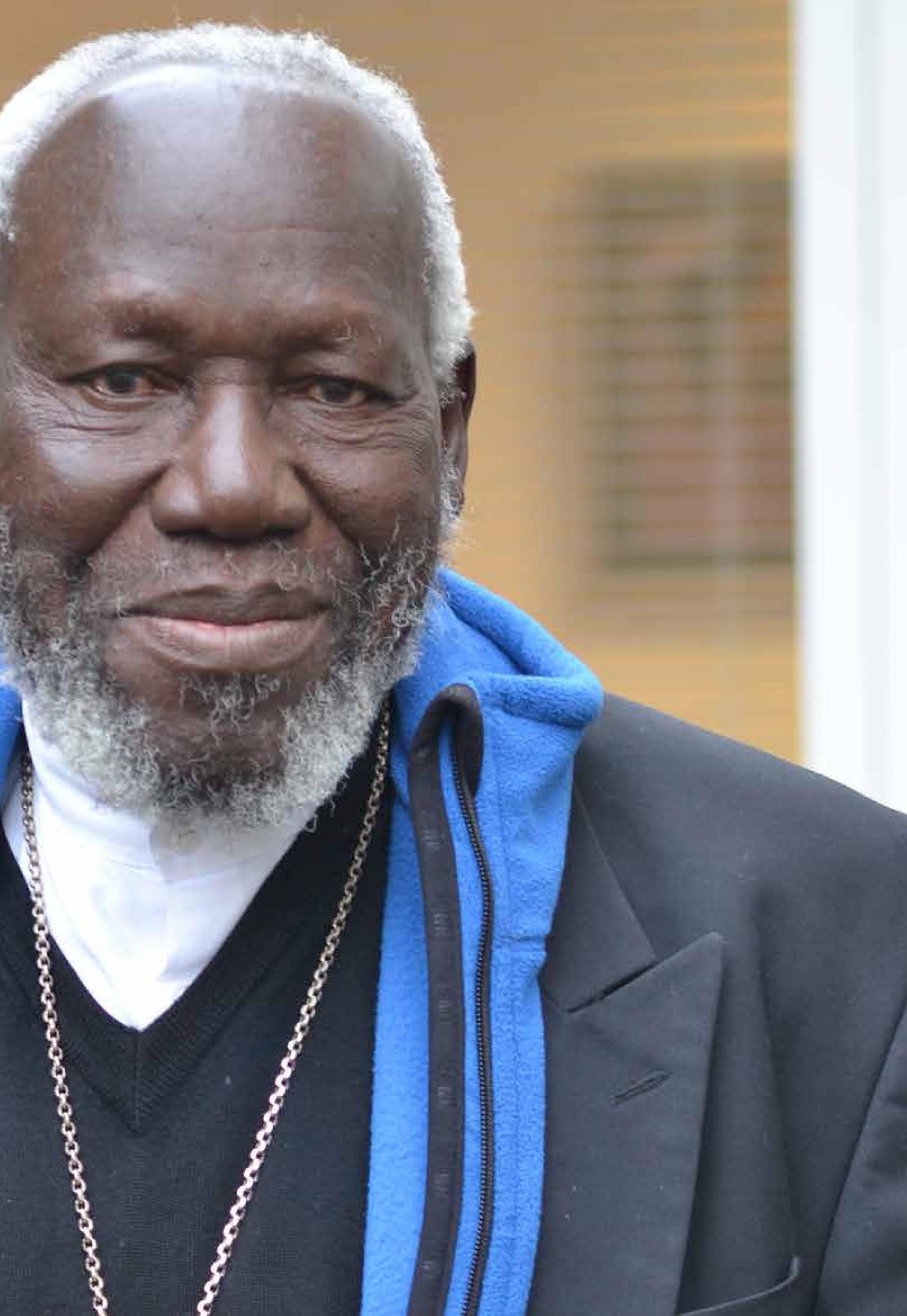 Roosevelt Foundation 'Freedom of Worship' Laureate Bishop Paride Taban: A Story