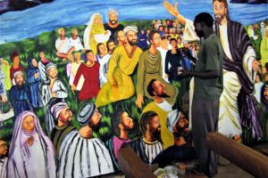 Picture Meditation: The Sermon on the Mount