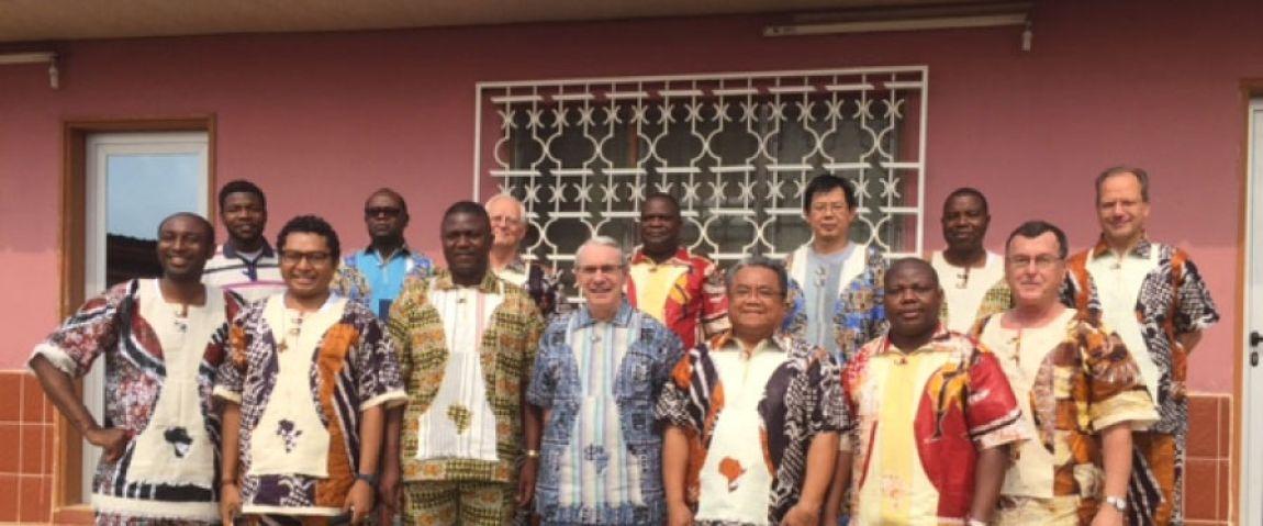 China/Belgium: Scheutist Missionaries Celebrate Founder