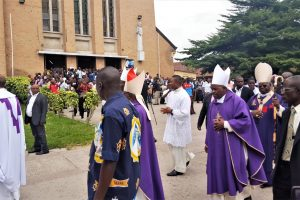 DR Congo: Cardinal Laurent Monsengwo Speaks about his Personal Safety