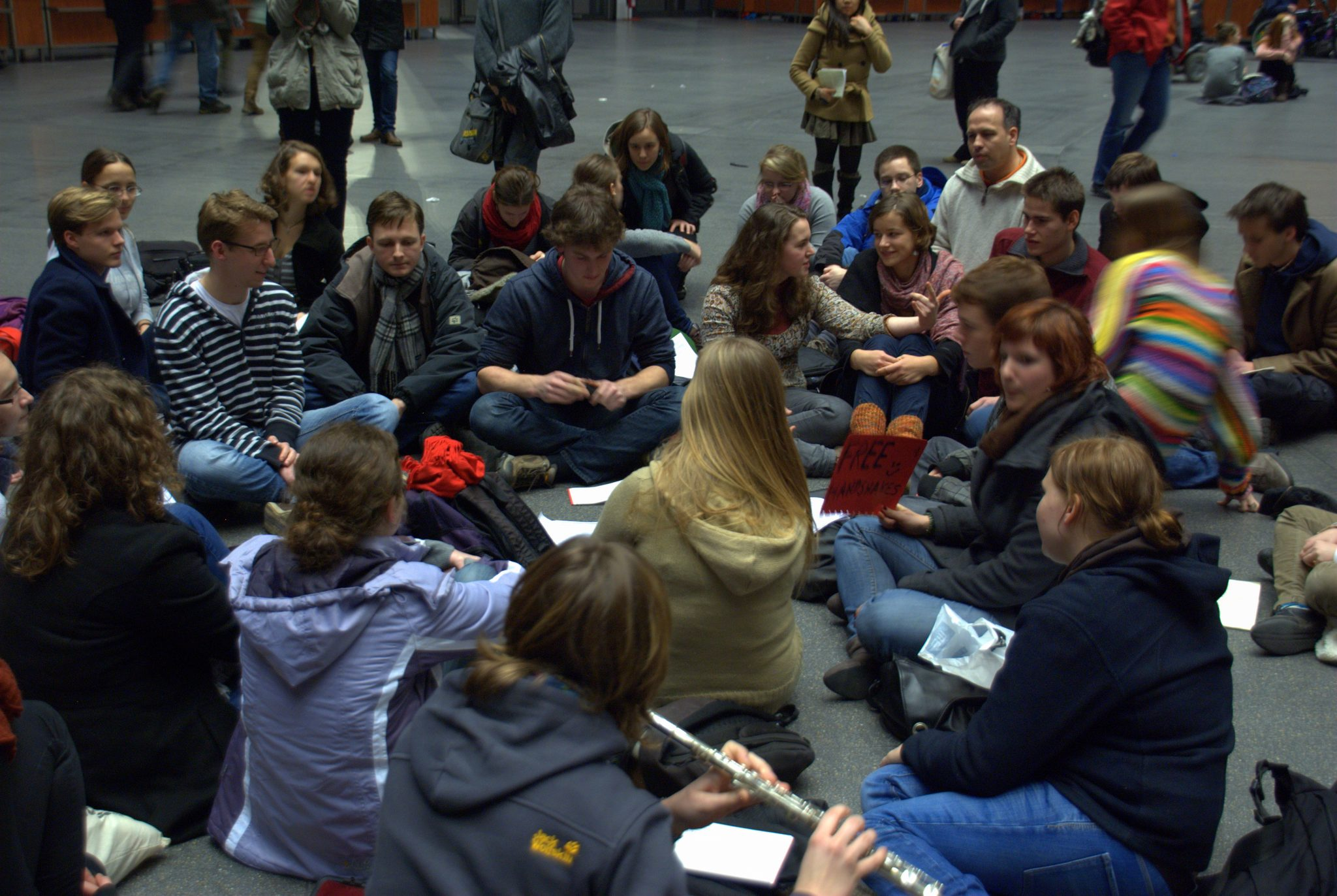 Taizé: Weekend of Friendship between Young Christians and Muslims
