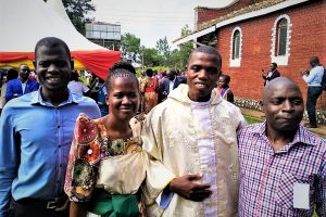 Tororo, Uganda: Ordination of Mark Owor mhm