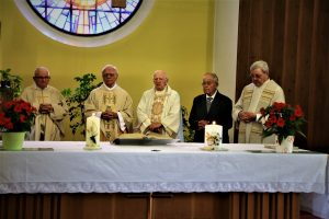 Brixen: Missionshaus in Festive Colours to Celebrate Jubilarians