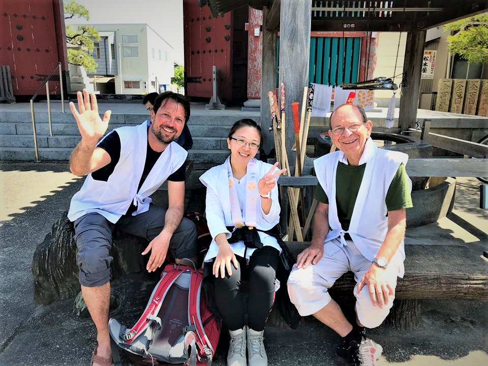 Walking Japan's 'Henro Michi' – the Shikoku 88 Temple Pilgrimage