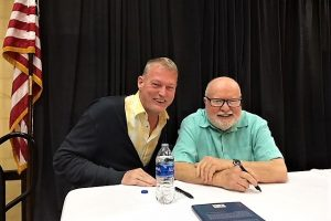 Albuquerque, USA: Meeting an American Icon – Fr. Richard Rohr OFM