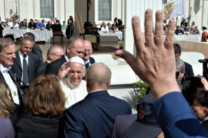 Ireland: Pope Francis Visits Knock Shrine