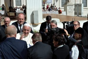 'Pope Francis Not Afraid of the Truth' (Leonardo Boff)