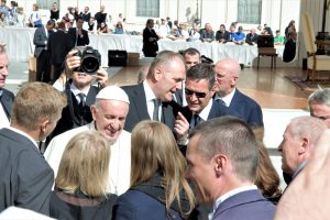 Pope Francis – Could it be that behind Francis' silence is not guilt or evasion, but hope?