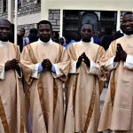 Perpetual Oath and Diaconate Ordination in Nairobi, Kenya: 'Our Mission is Yours'