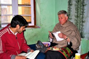 Kashmir's Iconic Mill Hill Missionary Dies