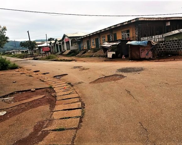 Cameroon Crisis: Fundong is now a Desert Place (I)