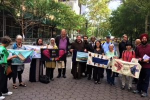 New York: Interfaith Prayer Service for the Elimination of Nuclear Weapons