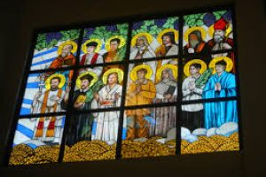 St Andrew Kim Taegon and the Korean Martyrs
