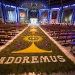 Liverpool, U.K.: 'Adoremus' Eucharistic Congress