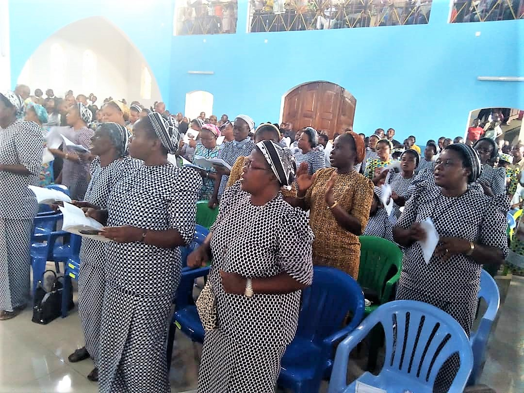 Basankusu, DR Congo: Inauguration of New Cathedral – Photo Gallery