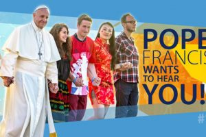 Opening Synod of Bishops on Young People: Pope Francis Wants to Hear You!
