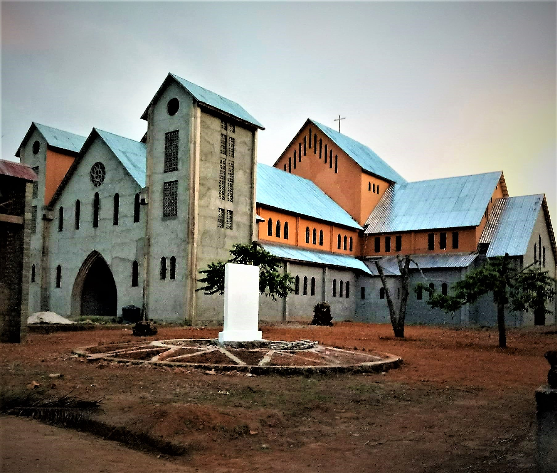Basankusu, DR Congo: Inauguration of New Cathedral that took Six Years Building