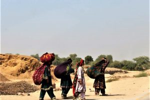 Sindh, Pakistan: 'Come to me all you who are burdened'