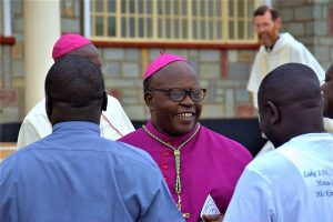 Archdiocese of Kisumu, Kenya: 'All Change' at the top