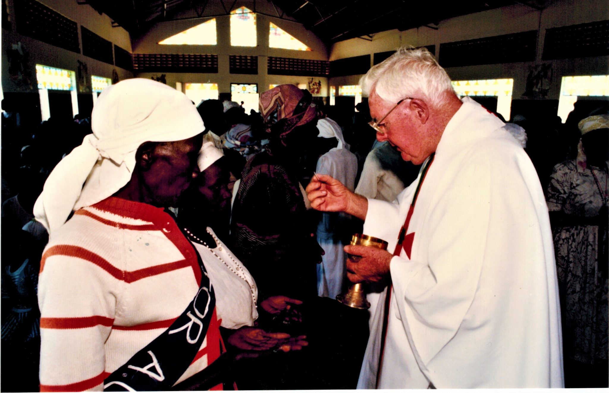 How I Met Father Fred (Part 1/3)