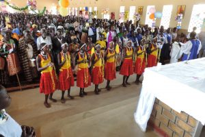 Karamoja, Uganda: Mill Hill Missionary Founded Parish of Panyangara Celebrates 20 years of Existence