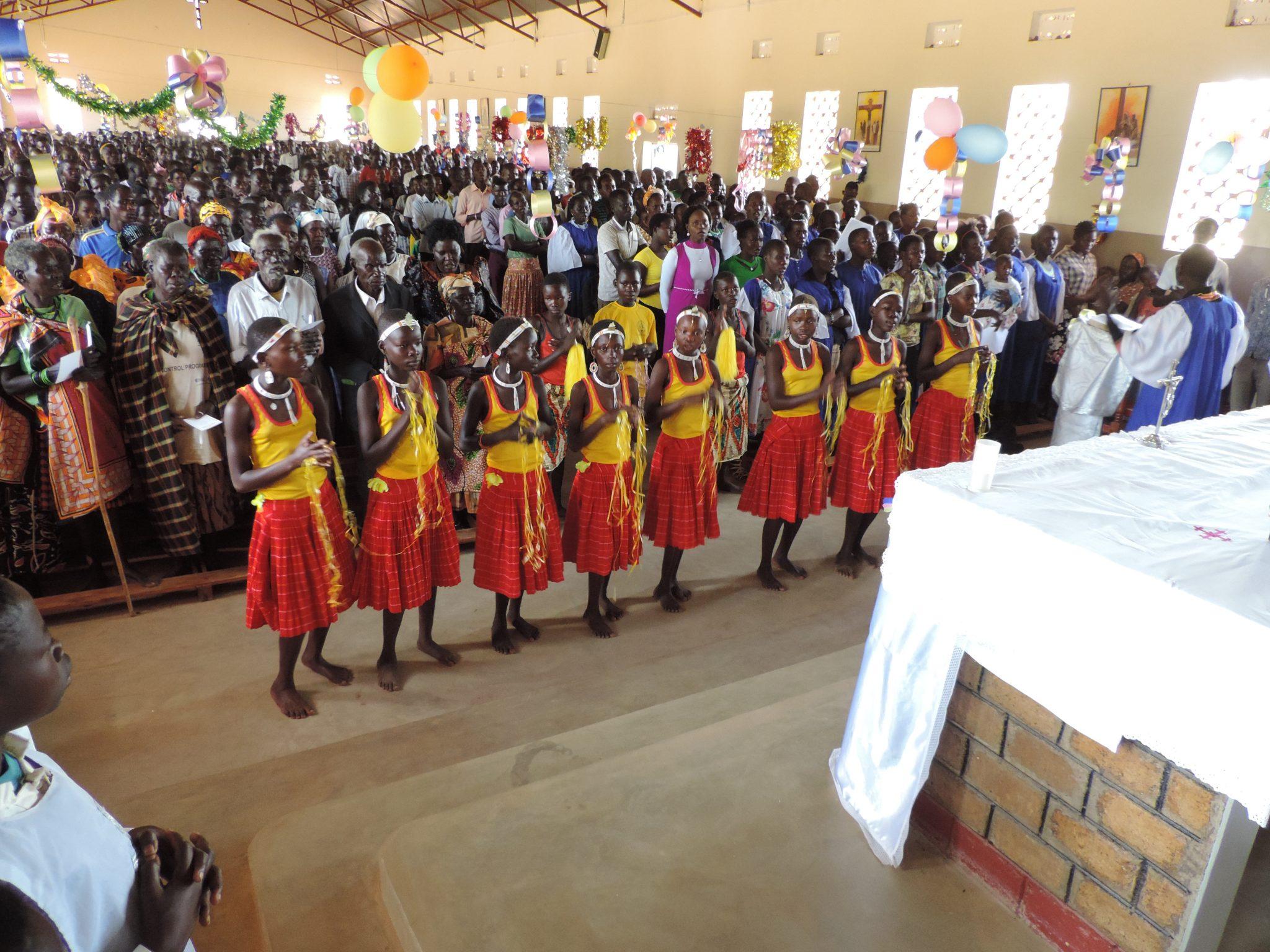 Karamoja, Uganda: Mill Hill Missionary Founded Parish of Panyangara Celebrates 20 years of Existence