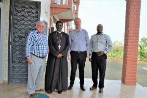 Killing of Fr Cosmas Omboto Ondari MHM: Audio Interview with Bishop Andrew Nkea