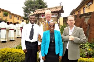 Nairobi, Kenya: Second Cycle Formation Community Bids Farewell to Gerry Hastie mhm