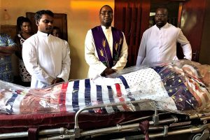 Cameroon Crisis: Body of Slain Mill Hill Missionary Received at Bamenda
