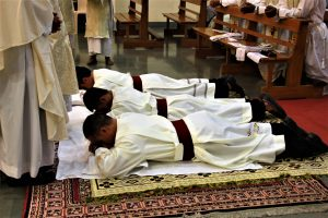 Mill Hill Missionary Formation: Diaconate Ordination