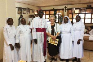 Nkokonjeru, Uganda: Legendary Mother Kevin to be Canonised