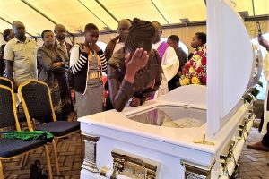 Nairobi, Kenya: Parents and Family Receive Mortal Remains of Cosmas Omboto Ondari MHM: