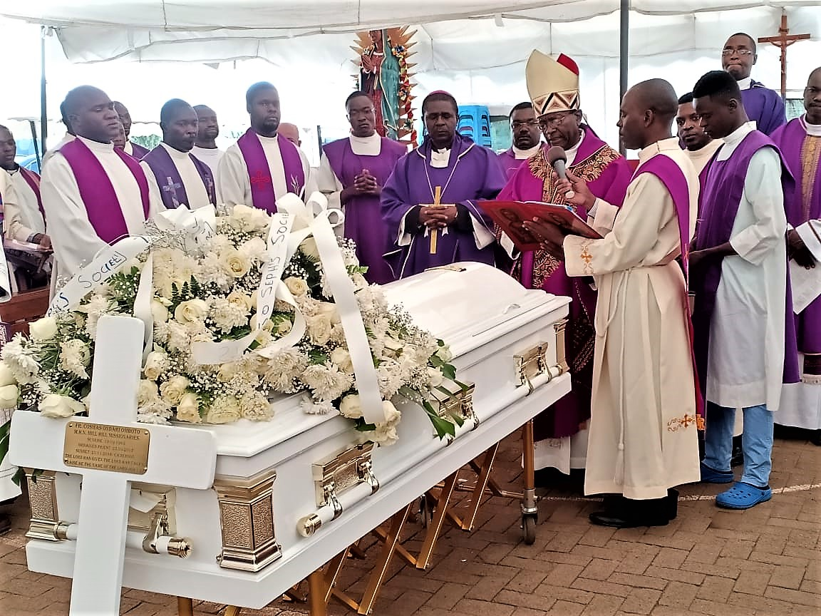 Nairobi, Kenya: Requiem Mass for Fr Cosmas Ondari at Our Lady of Guadalupe