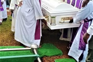 Slain Mill Hill Missionary Fr Cosmas Omboto Ondari Buried in his Native Kisii