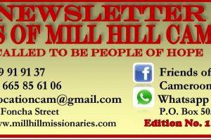Cameroon: Newslettter Friends of Mill Hill
