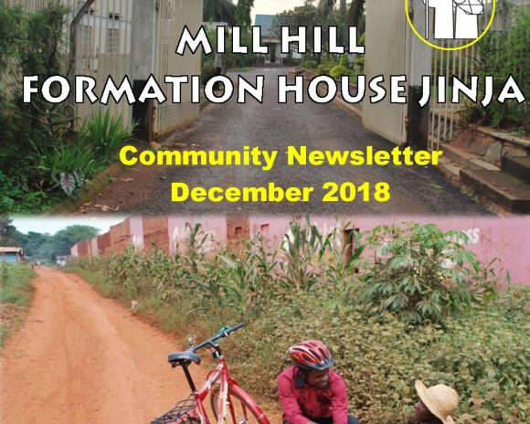 Mill Hill Formation, Jinja, Uganda: Outreach Magazine